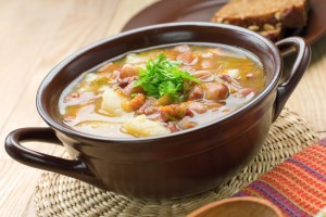 Healthy Legume Soup, fat burning soup