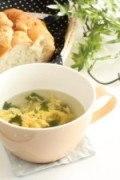 fat burning wakame egg soup