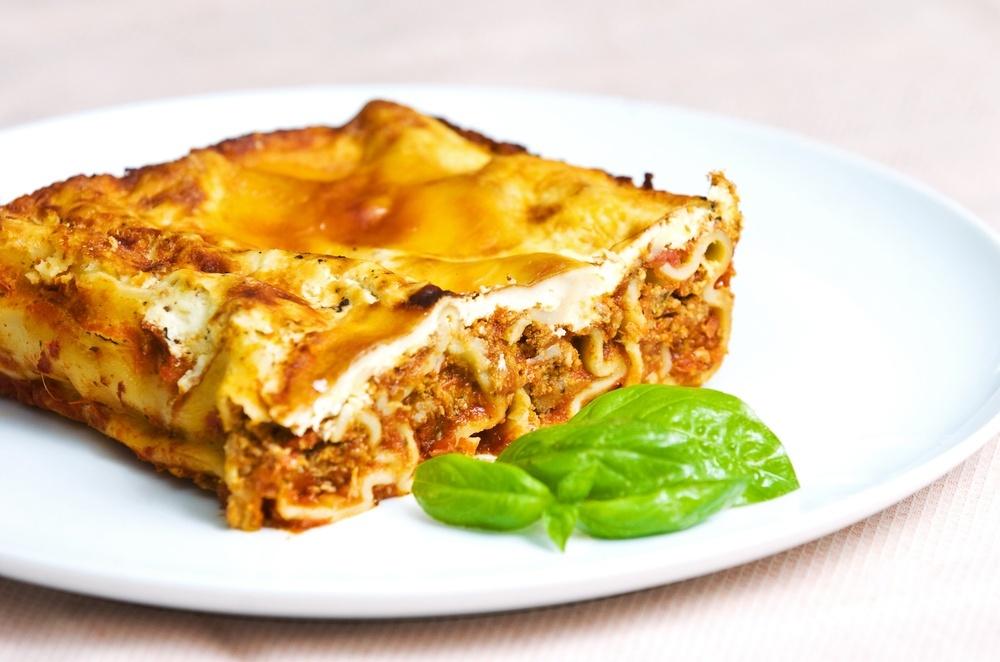 Low Calorie Lasagna Low Calorie
