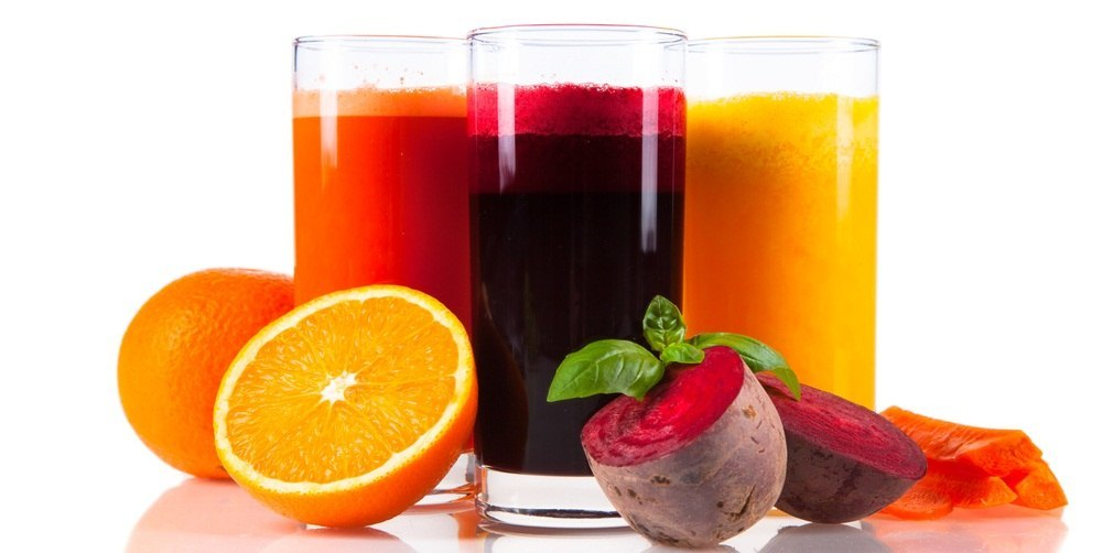 if you're fasting healthy juices can help you to clean your body
