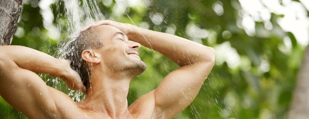 one of the benefits of cold showers is that they regulate your body temperature.