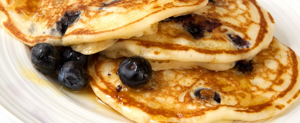 Suprisingly even a pancake can be a fat burning breakfast