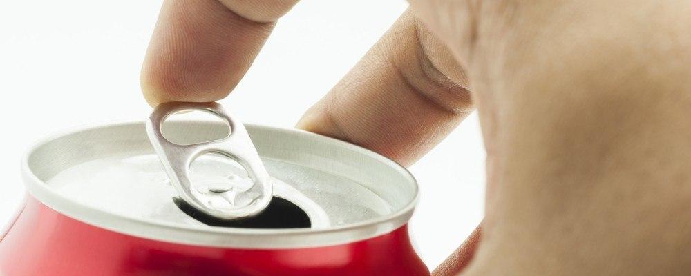 Diet gain weight soda