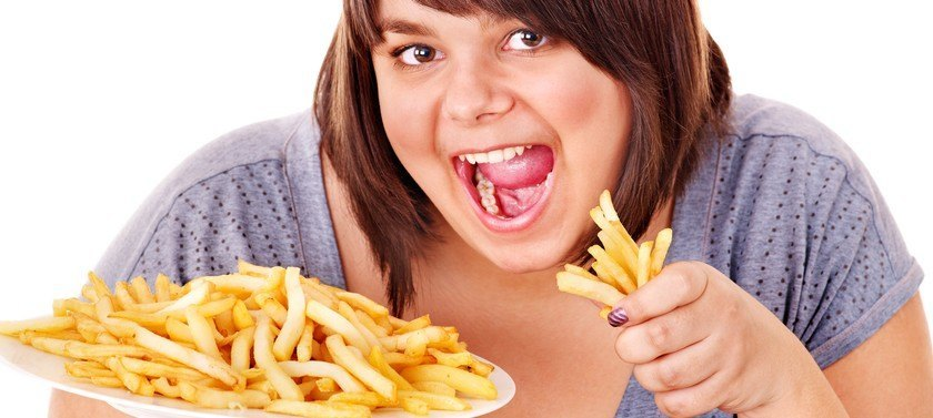 fries most unhealthy foods