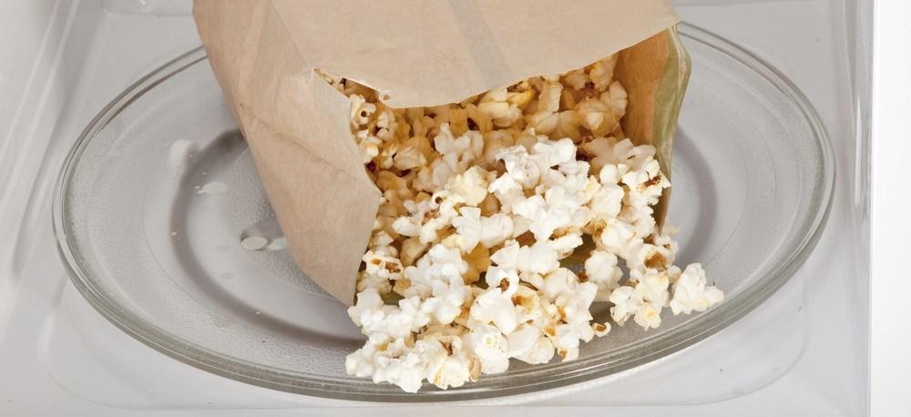 microwave popcorn PFOA