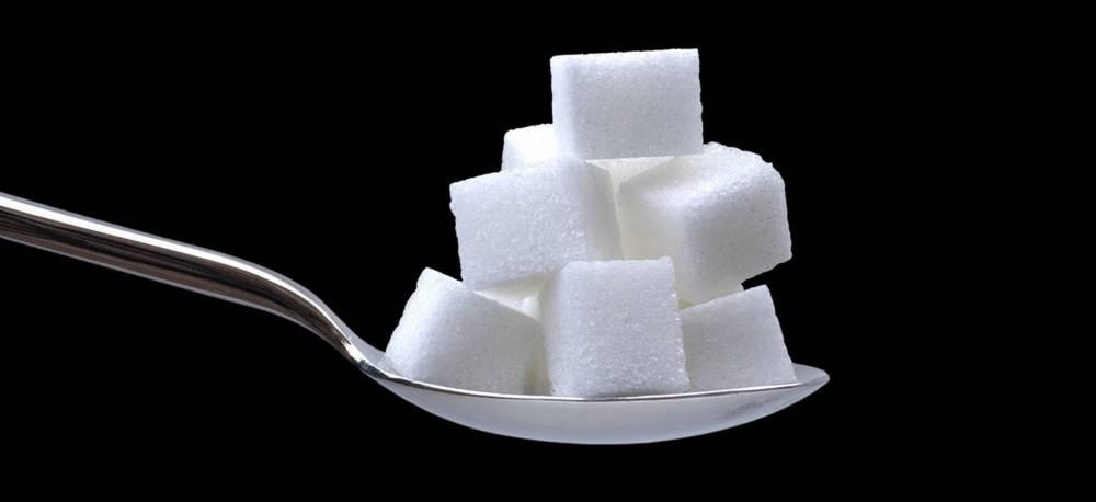 sugar in soda