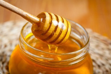 honey is good for candida