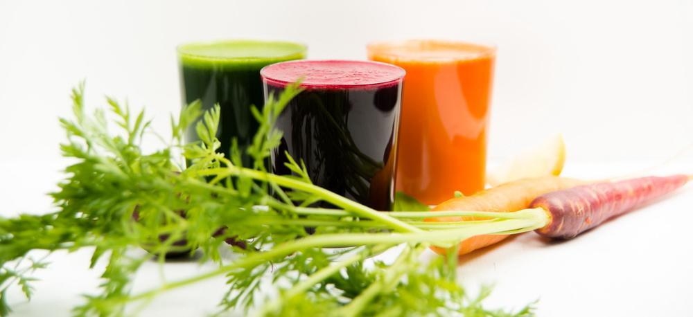 raw juice recipes for better skin