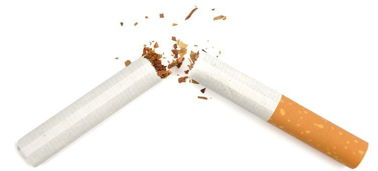 depression nicotine