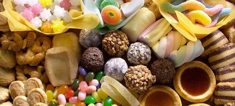 depression sugary food